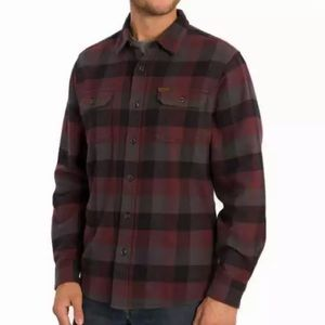 NWT Orvis Zinfandel Big Bear flannel shirt, XXL